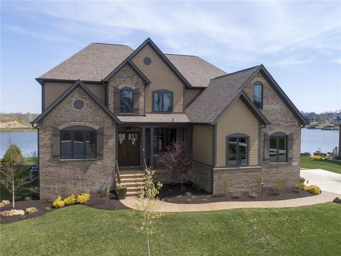 13624  Lake Ridge Lane McCordsville, IN 46055 | MLS 21633695