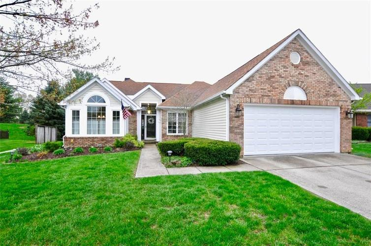 10493 E Greenway Drive Fishers, IN 46037 | MLS 21633704