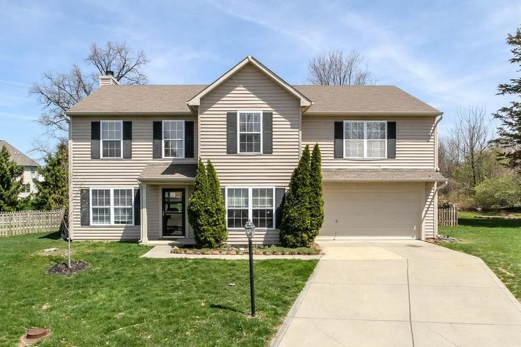 13599  Sweet Briar Parkway Fishers, IN 46038 | MLS 21633706