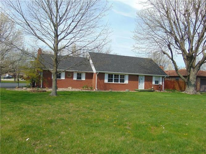 1380 W Smith Valley Road Greenwood, IN 46142 | MLS 21633770
