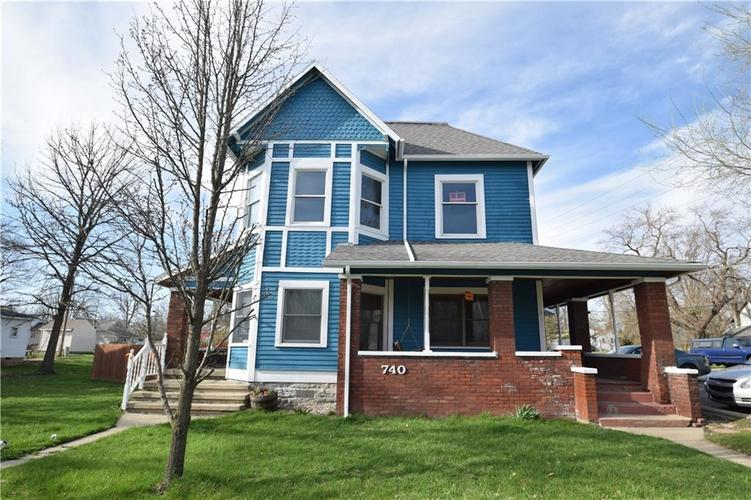 740 E State Street Albany, IN 47320 | MLS 21633783