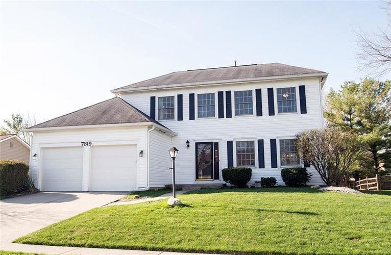 7819  Ashton Place Fishers, IN 46038 | MLS 21633789