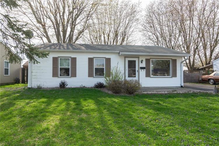 1512  CHURCHILL Road Franklin, IN 46131 | MLS 21634849