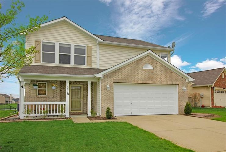 3518  Firethorn Drive Whitestown, IN 46075 | MLS 21634896