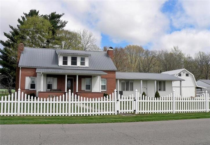 2370 W County Road 850  North Vernon, IN 47265   MLS 21634910