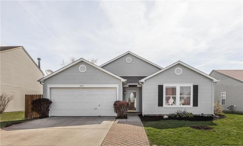 2197  Westmere Drive Plainfield, IN 46168 | MLS 21634927