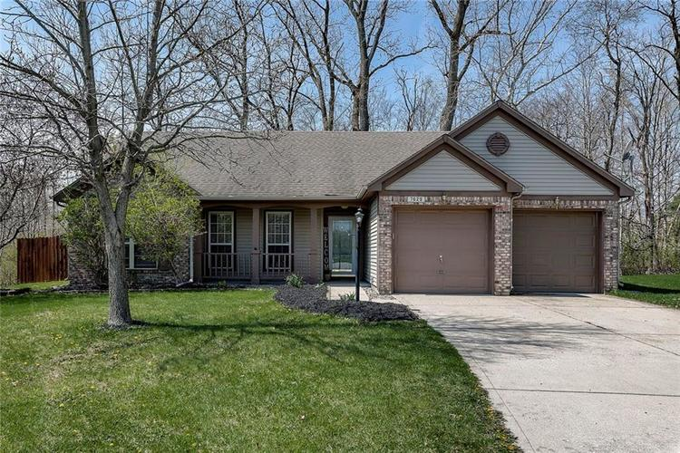 7629  Blackthorn Court Indianapolis, IN 46236 | MLS 21634955