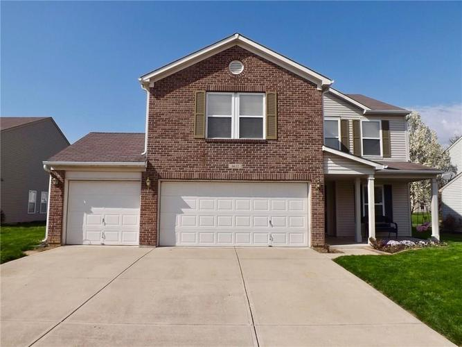 6632  Olive Branch Court Indianapolis, IN 46237 | MLS 21634972