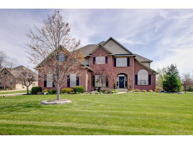 2537 S Parkview Drive New Palestine, IN 46163 | MLS 21634976