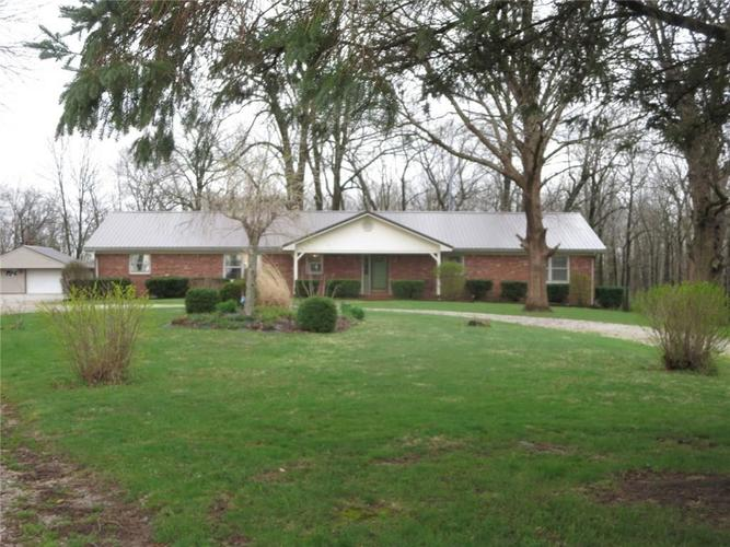 4190 S State Road 47 Crawfordsville, IN 47933   MLS 21635001   photo 1