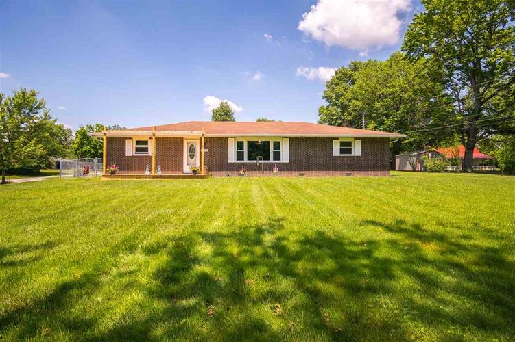 2700 W County Road 300 N  North Vernon, IN 47265   MLS 1179861J
