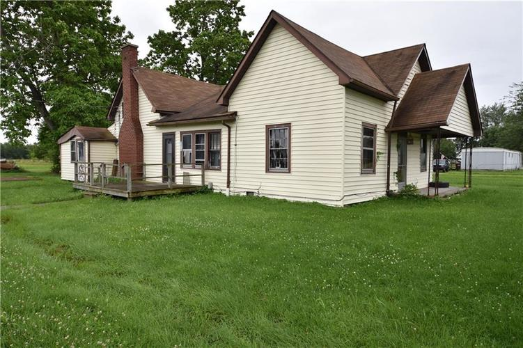 6519 S County Road 1025  Crothersville, IN 47229 | MLS 1180615J