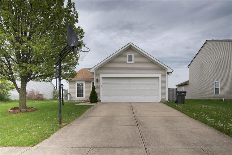 5537  Glen Canyon Drive Indianapolis, IN 46237 | MLS 21635069
