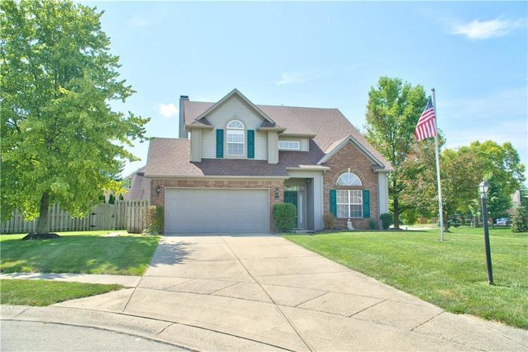 7773 PONDEROSA Court Avon, IN 46123 | MLS 21635100 | photo 1