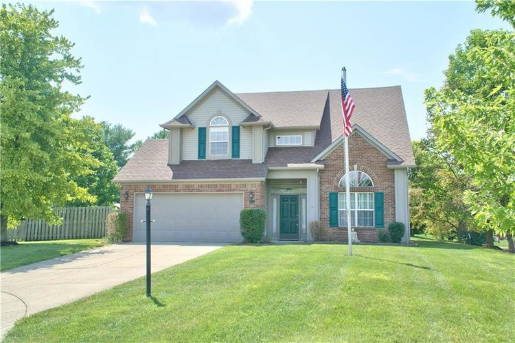 7773 PONDEROSA Court Avon, IN 46123 | MLS 21635100 | photo 2