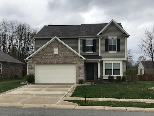 5124  Climbing Rose Place Indianapolis, IN 46254 | MLS 21635106
