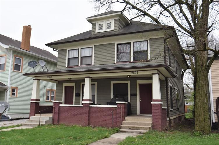 2821 N New Jersey Street Indianapolis, IN 46205 | MLS 21635108