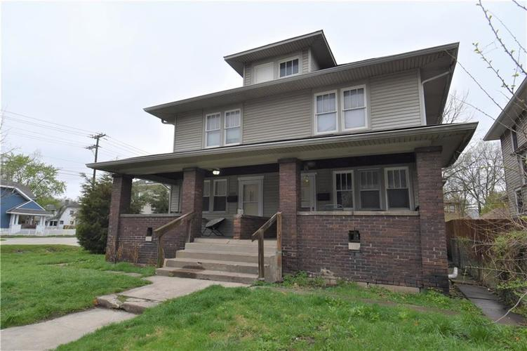 3010 N New Jersey Street Indianapolis, IN 46205 | MLS 21635111