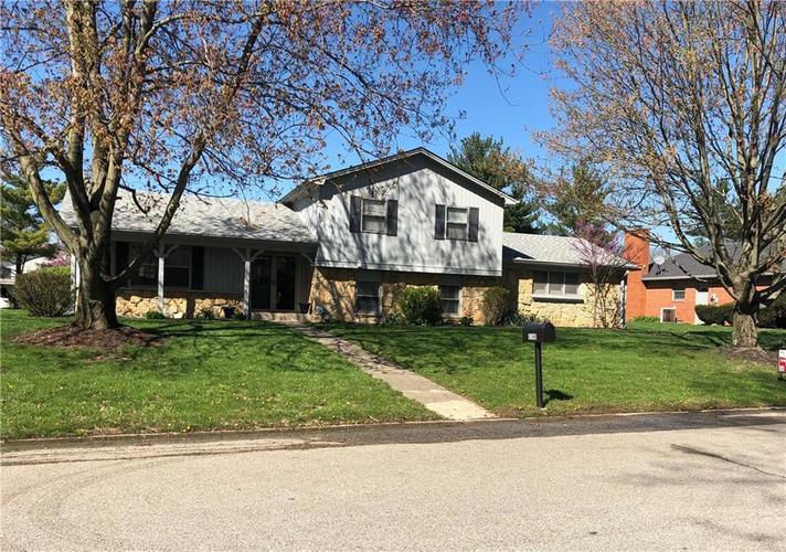 8346  Warrington Drive Indianapolis, IN 46234 | MLS 21635138