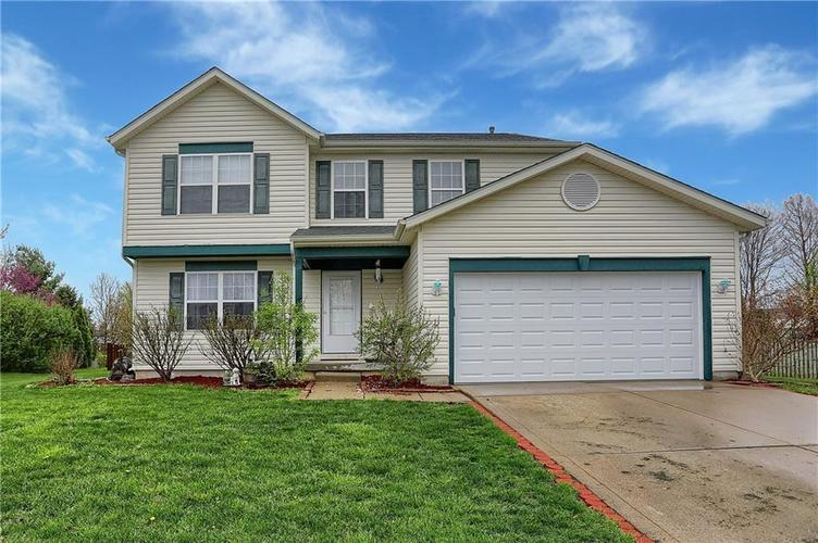 3563  PENNSWOOD Court Plainfield, IN 46168 | MLS 21635239
