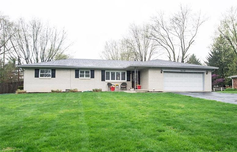 3638  Woodale Road Indianapolis, IN 46234 | MLS 21635308