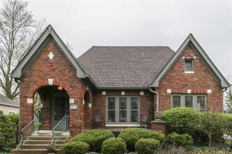 5710 N College Avenue Indianapolis, IN 46220 | MLS 21635322