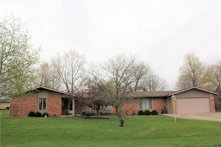 4013  Colonial Drive Anderson, IN 46012 | MLS 21635340