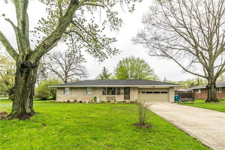 7103  Chandler Drive Indianapolis, IN 46217 | MLS 21635405