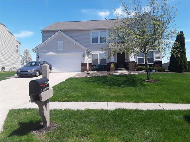 2245 S Logan Drive New Palestine, IN 46163 | MLS 21635408