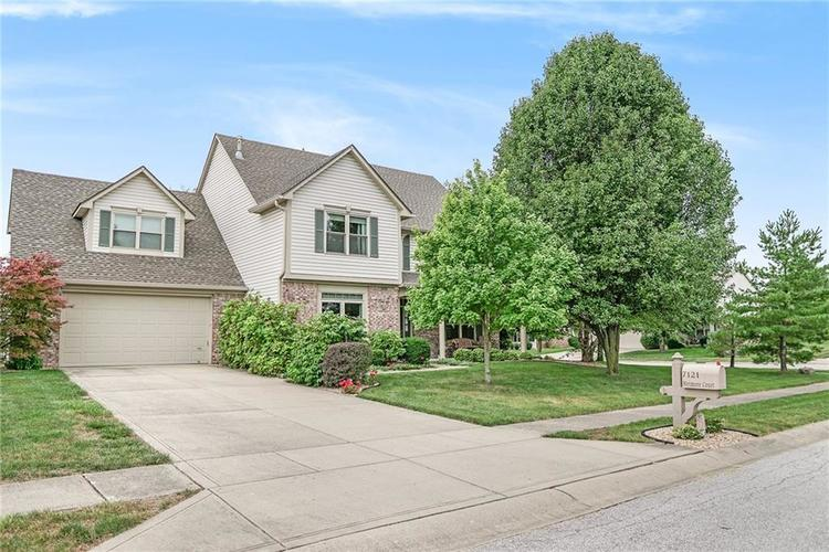 7121  Wetmore Court Indianapolis, IN 46259 | MLS 21635411
