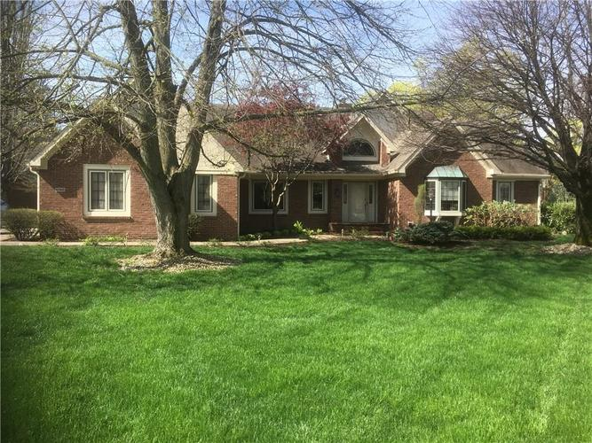 6560  Forrest Commons Boulevard Indianapolis, IN 46227 | MLS 21635446