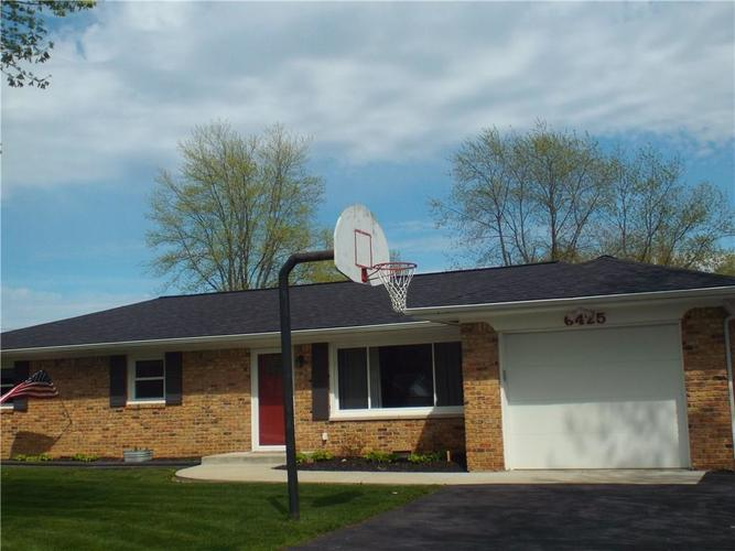 6425 Maple Lawn Road Indianapolis, IN 46241 | MLS 21635489 | photo 1