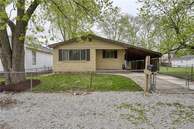 2907 S RYBOLT Avenue Indianapolis, IN 46241 | MLS 21635516
