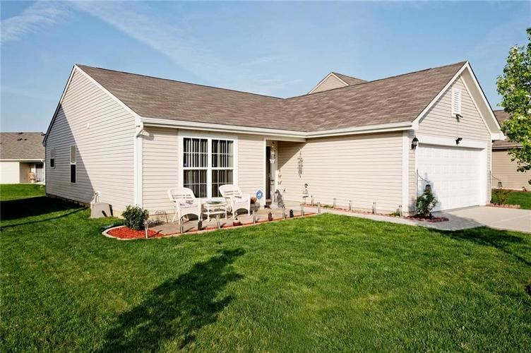 7628 Firecrest Lane Camby, IN 46113 | MLS 21635527 | photo 2