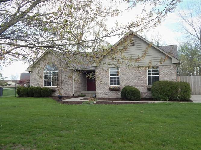 3713 S Stony Ridge Court New Palestine, IN 46163 | MLS 21635542