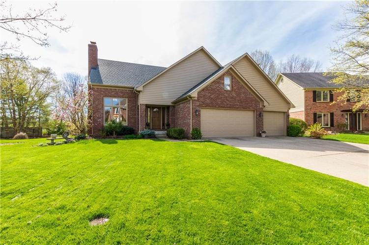 311  Meganwood Court Indianapolis, IN 46234 | MLS 21635543