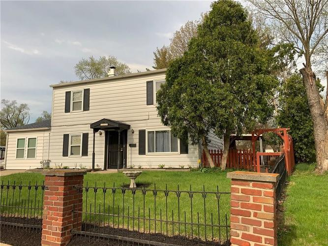 3225  Patton Drive Indianapolis, IN 46224   MLS 21635605
