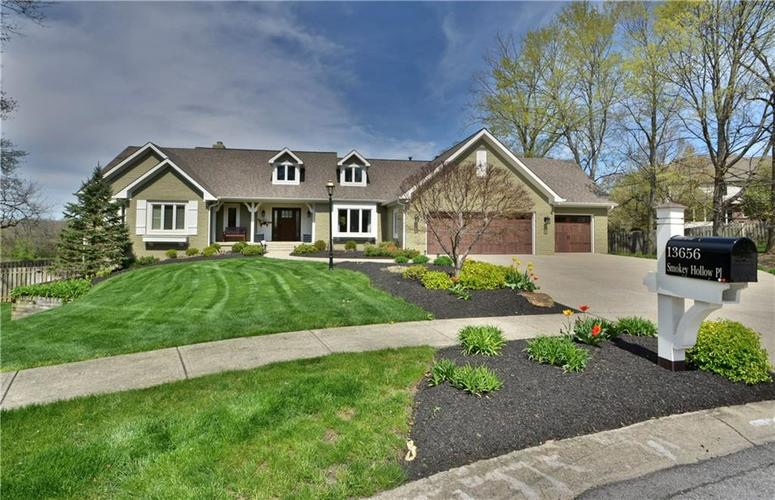13656 Smokey Hollow Place Carmel, IN 46033 | MLS 21635622 | photo 1
