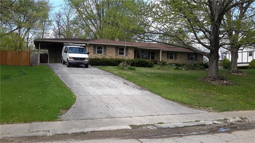 5850  Bar Del West Drive Indianapolis, IN 46221   MLS 21635680