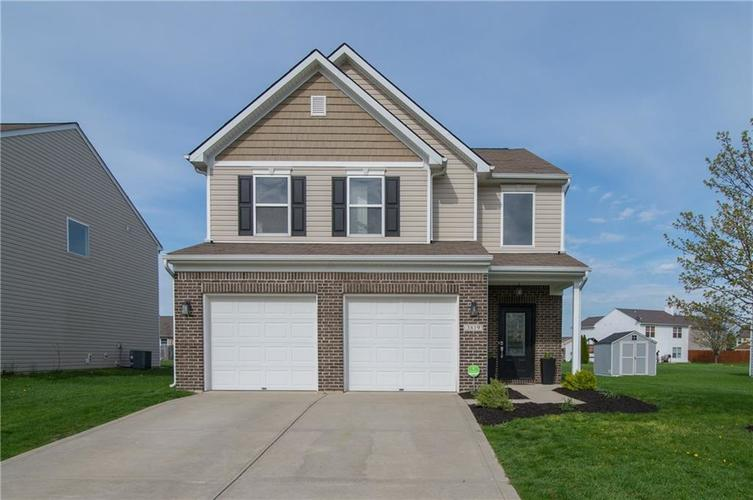 3819  Tartan Trail Whitestown, IN 46075 | MLS 21635719
