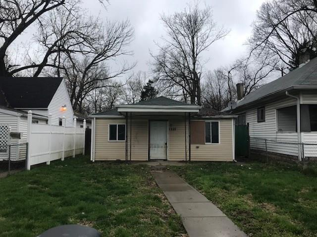 1332 W 33rd Street Indianapolis, IN 46208   MLS 21635724