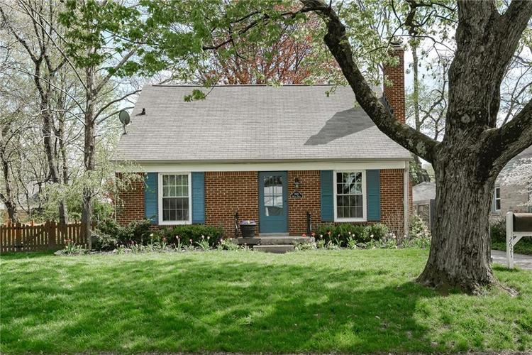 2621  McLeay Drive Indianapolis, IN 46220 | MLS 21635753