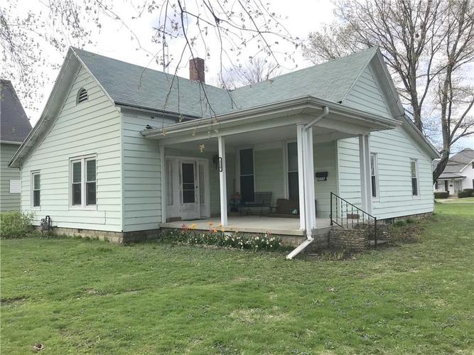 330 E 6th Street Rushville, IN 46173 | MLS 21635774