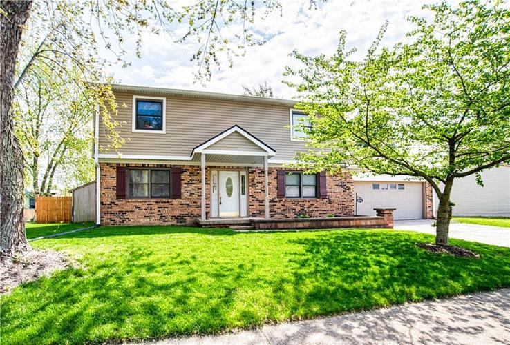 6615 W LORETTA Drive Indianapolis, IN 46221 | MLS 21635793