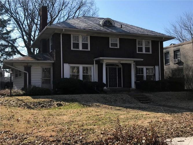 3645  Watson Road Indianapolis, IN 46205   MLS 21635876