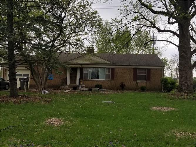 513  Stover Avenue Indianapolis, IN 46227   MLS 21635932