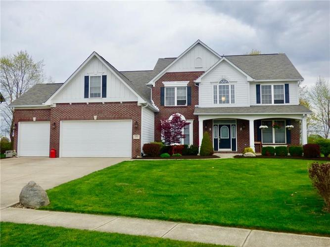 3112 Amber Way Bargersville, IN 46106   MLS 21635954   photo 1