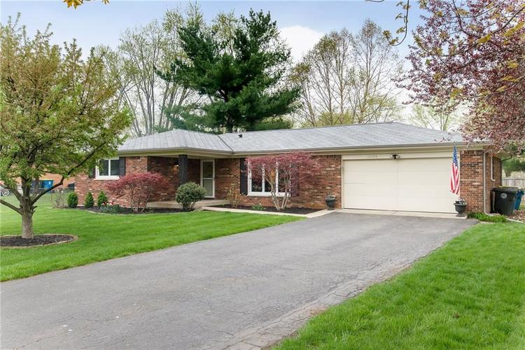12138  Old Orchard Drive Indianapolis, IN 46236 | MLS 21635955