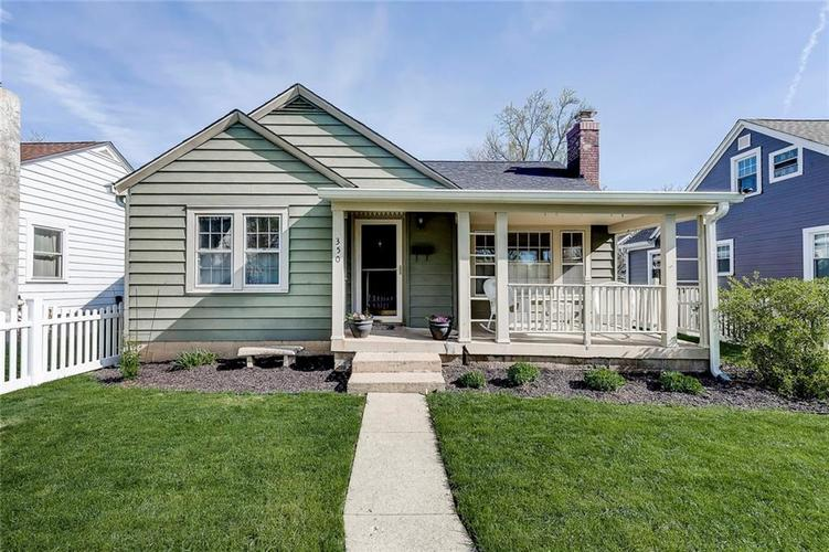350 W Oak Street Zionsville, IN 46077 | MLS 21635993