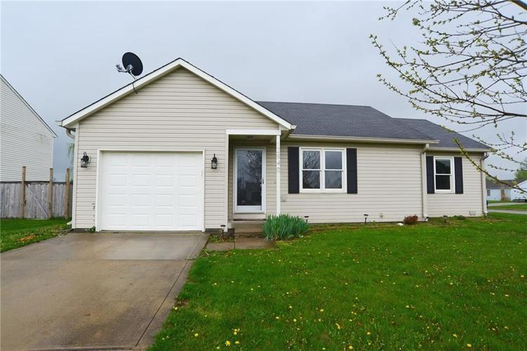 12940 N MEAGAN Drive #0 Camby, IN 46113   MLS 21636033   photo 1